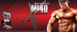 MI40 Xtreme Muscle Building Program