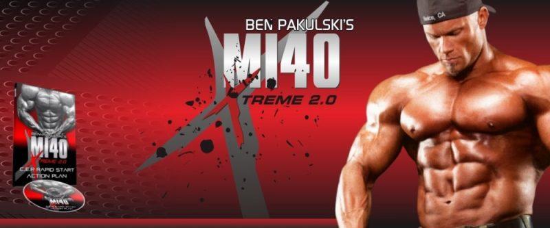 MI40 Xtreme Muscle Building Program